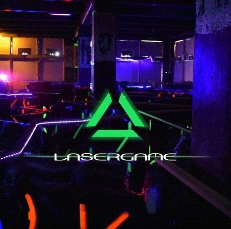 Xcalibur LaserGame Erba & VR Experience