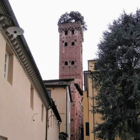 Province of Lucca, Italija: Ingresso da porta Elisa