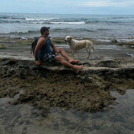 מחוז לימון, קוסטה ריקה: Playa Manzanillo, Limon, Costa Rica