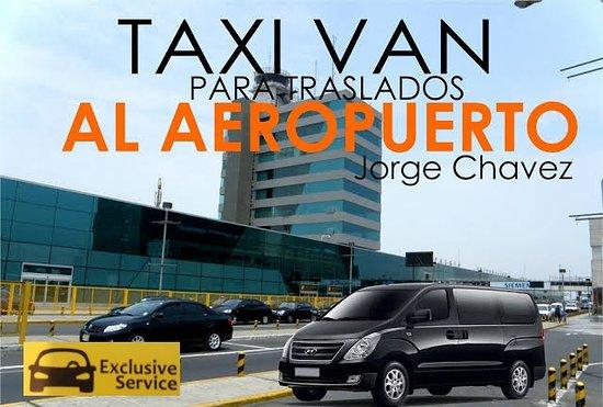 servicio taxi lima peru desde el aeropuerto Jorge chavez