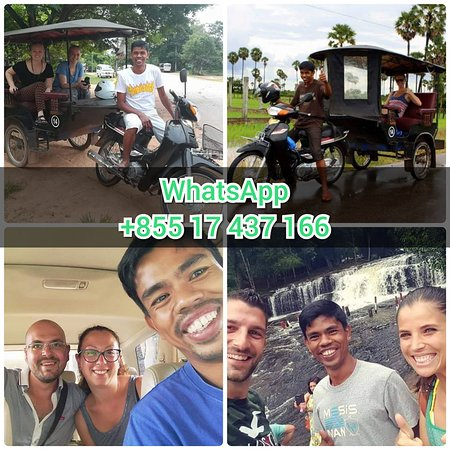 Life of Angkor Driver