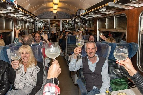 Skip the Line: Wensleydale Gin Train Experience Ticket 사진