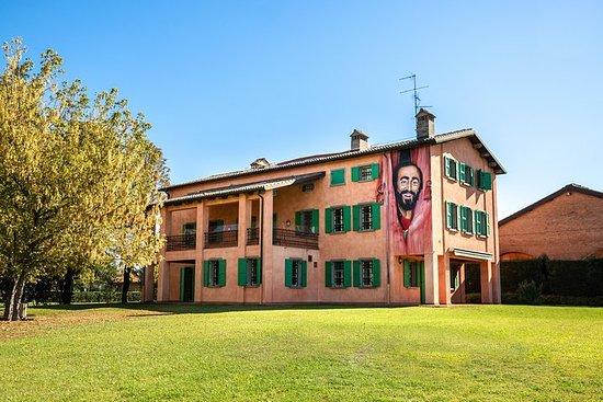 Billet coupe-file: musée Pavarotti...