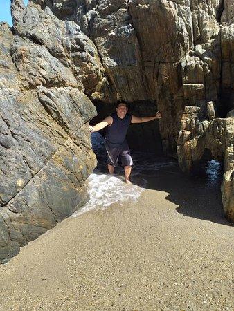 En la playa 4