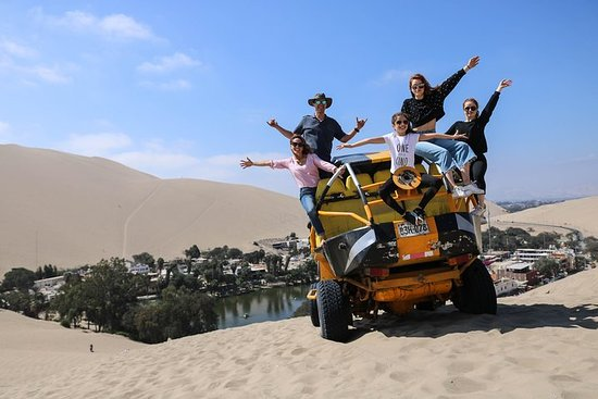2-Day Private Tour: Ballestas, Paracas, Vineyard, Huacachina & Sunset from Lima Photo