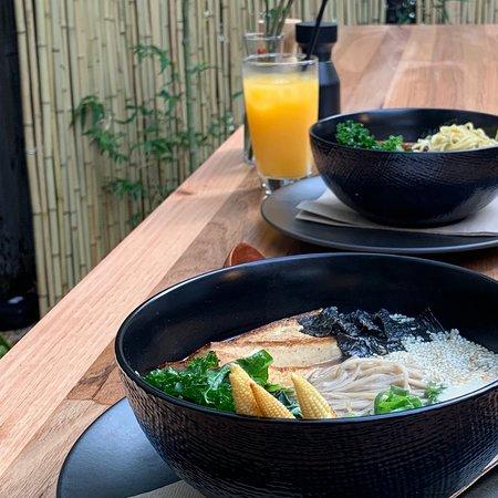 Yasai (vegetable) ramen