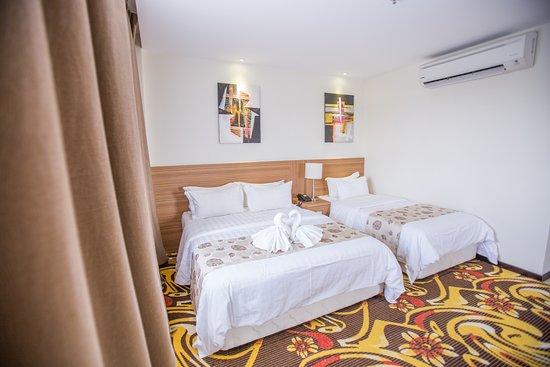 Fitness Centre - Изображение VIP Hotel, Segamat - Tripadvisor