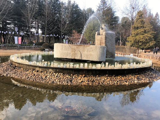 Day Trip to Nami Island with The Garden of Morning Calm: Nami Island