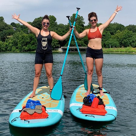 Stand-up Paddleboard Classes May-September