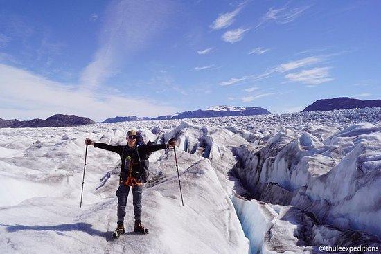 努纳塔克冰川探险