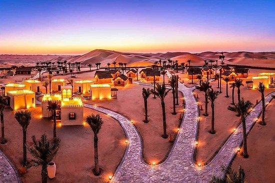 Al Ain VVIP Overnachting Desert ...