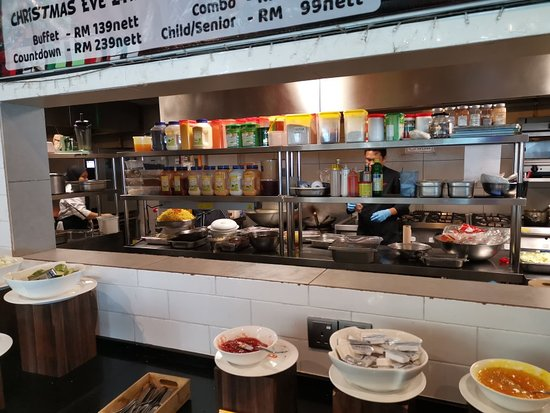 Fresh cook breakfast and great service