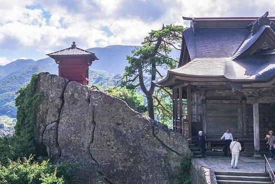 Privat tur - Scenary over fantasien, et tempel til himmelen i Sendai