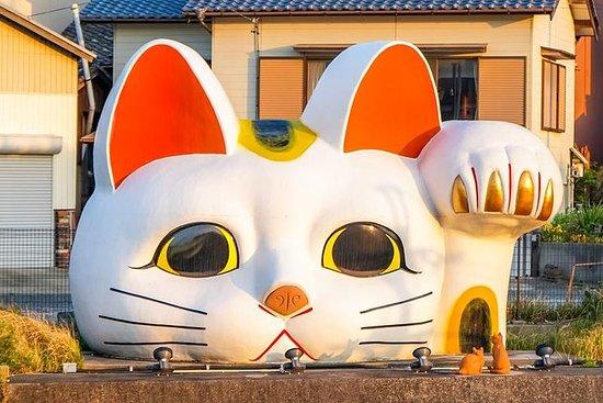 """Visite privée - Bienvenue dans la ville de """"Manekineko"""" à Tokoname!"""