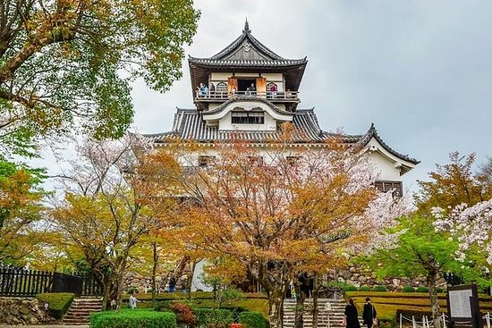 Private Tour - See the National Treasure Inuyama Castle! Explore...