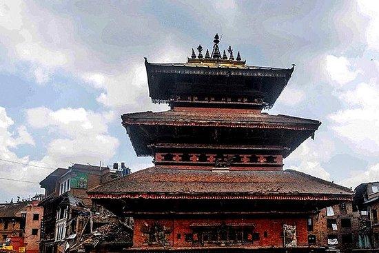 Bhaktapur og Patan Tour