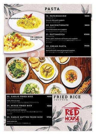 Pasta / Fried Rice
