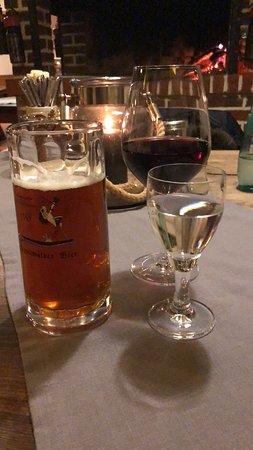 Schlepzig, เยอรมนี: Spreewald Brauerei