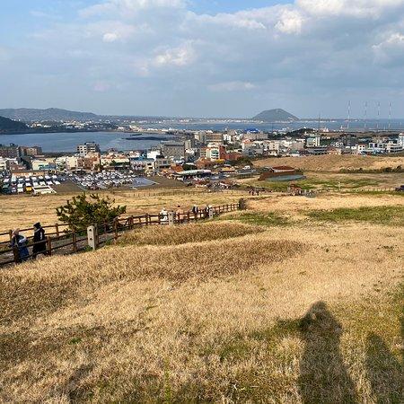 Visit to Seongsan Illchulbong