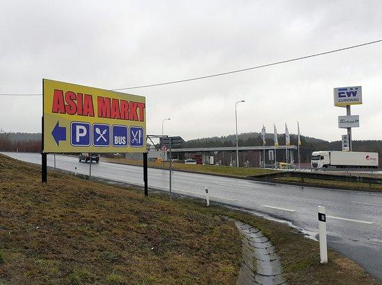 Asia Markt Rozvadov Rozvadov, Tschechien