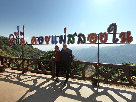 Doi Mae Salong viewpoint