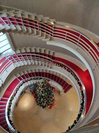 Stunning original art-deck stairway