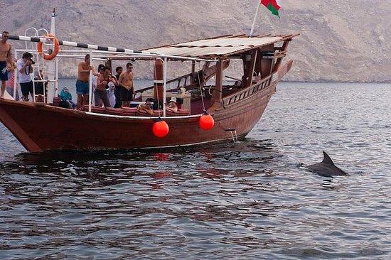 Demi-journée en dhow dans les fjords...