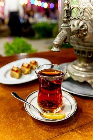 Samavar çayı