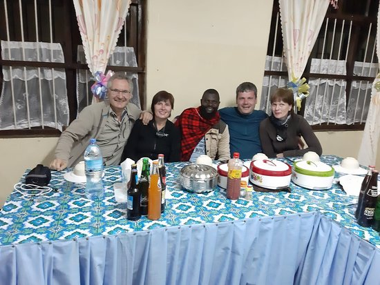 Lushoto, Tanzanie: While  we were staying  at the convent at christmas