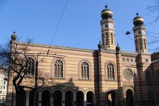 Budapest Dohany Gran Sinagoga Visita...