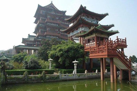 南昌私人一日遊:滕王閣,八一廣場和申井塔