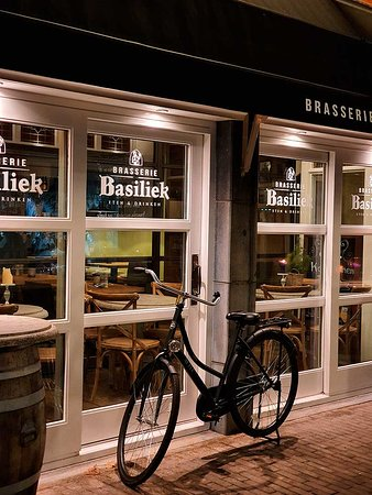 Brasserie Basiliek Aussen