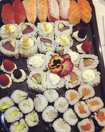 Le nostre composizioni personalizzate!!   Sushi.lab