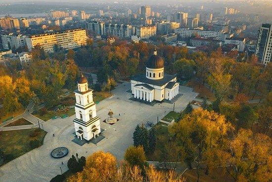 Chisinau Auto Stadtrundfahrt