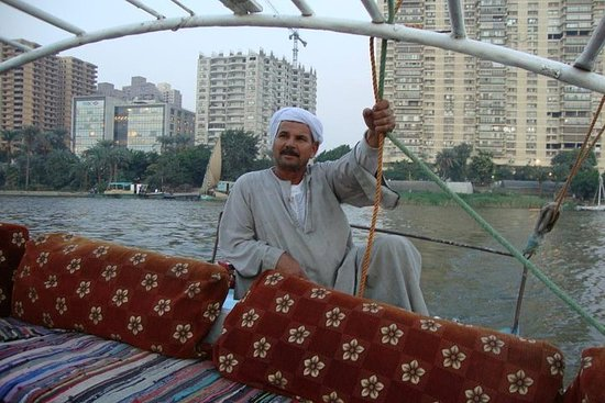 1-Hour Felucca Boat Ride on the Nile...