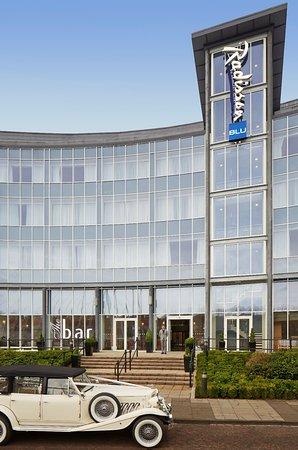 Exterior - Picture of Radisson Blu Hotel Durham - Tripadvisor