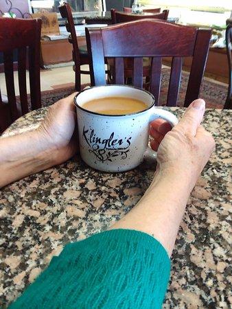 Vestavia Hills, AL: Coffee cups are for sale