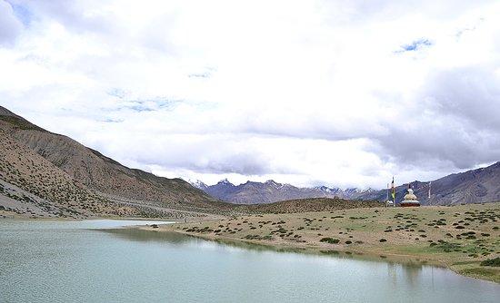 Dhankar Lake..