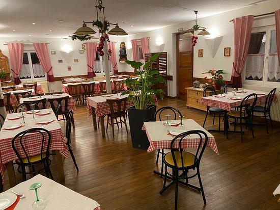 Нижний Рейн, Франция: Notre salle au décor purement alsacien Winstub