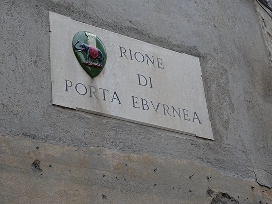 Porta Eburnea