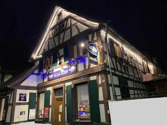 Нижний Рейн, Франция: façade avant