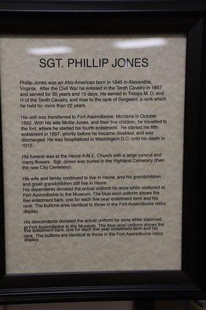 Sergeant Philip Jones