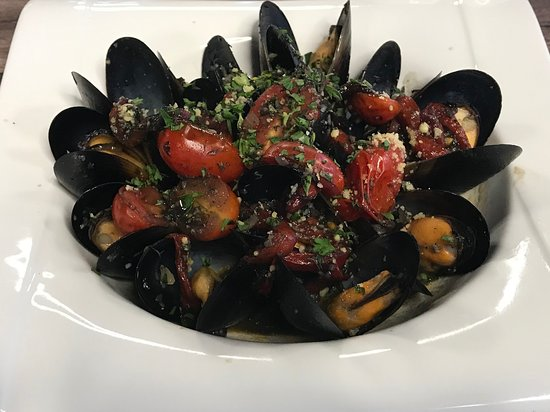Andalusia Mussels