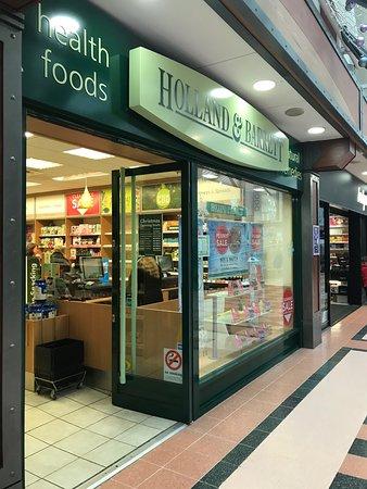 Idlewells Shopping Centre