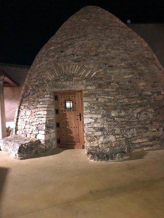 Pozoamargo, Spain: entrada