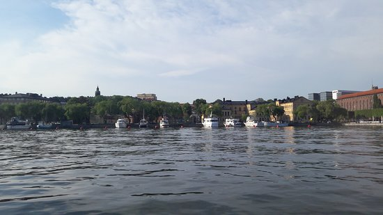 Stockholm Historical Canal Tour: Under the Bridges of Stockholm