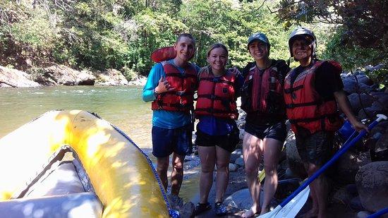 Soloy, Panama: Rafting en río fonseca Ideal para pricipiante y familia