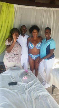 Welcome To Ocean View Spa Negril Jamaica