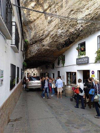 Setenil de las Bodegas, Španělsko: Calles