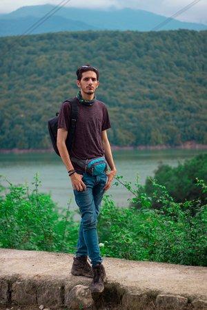 Masuleh, Iran: and real me